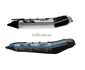 Отличия сланевых плоскодонных и килевых моторных надувных лодок