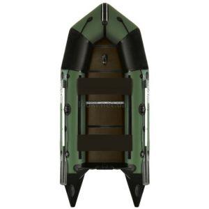 Надувная лодка AquaStar C-360 RFD (К-360) зеленая