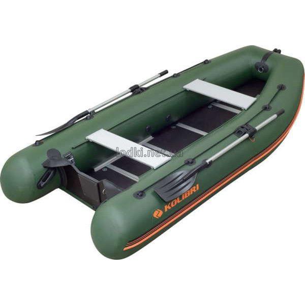Надувная лодка Колибри КМ-360DSL