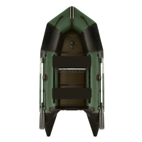 Надувная лодка AquaStar C-310 RFD (К-310) зеленая