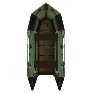 Моторная лодка AquaStar C-360 SLD зеленая