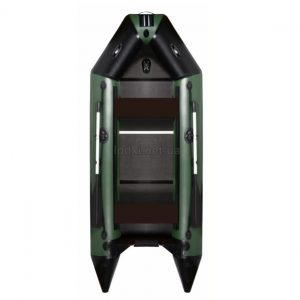 Надувная лодка AquaStar D-310 RFD зеленая