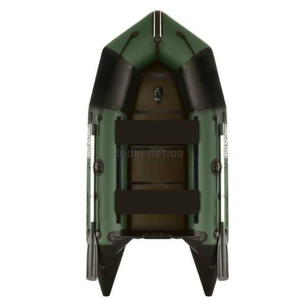Моторная лодка AquaStar C-310 SLD зеленая