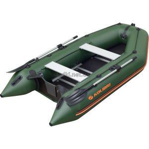 Надувная лодка Колибри КМ-300Д