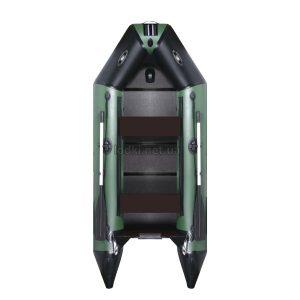 Моторная лодка AquaStar D-290 SLD зеленая