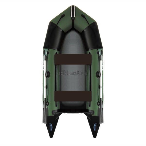 Надувная лодка AquaStar C-330 зеленая