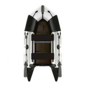 Надувная лодка AquaStar C-310 RFD (К-310) белая