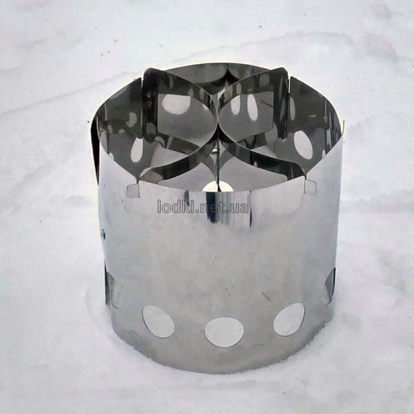 Походная печка щепочница Airwood Sliver BM