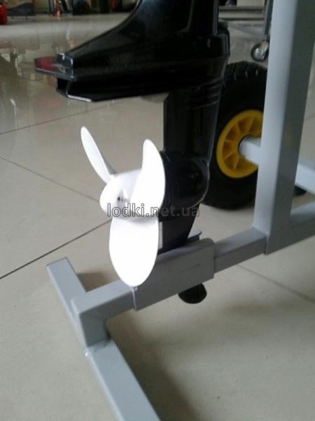 Тележка для лодочного мотора ТМ-1