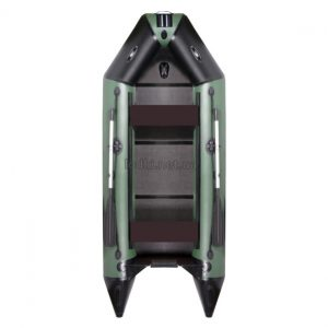 Моторная лодка AquaStar D-310 SLD зеленая