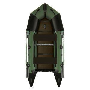 Надувная лодка AquaStar C-330 RFD (К-330) зеленая