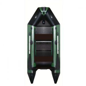 Надувная лодка AquaStar D-290 RFD зеленая