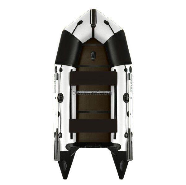 Надувная лодка AquaStar C-330 RFD (К-330) белая