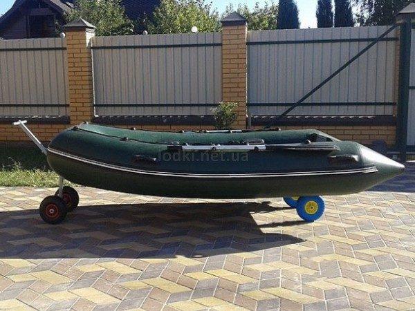 Тележка для надувной лодки ТЛ-1