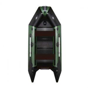 Моторная лодка AquaStar D-275 SLD зеленая