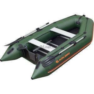 Надувная лодка Колибри КМ-360Д Профи