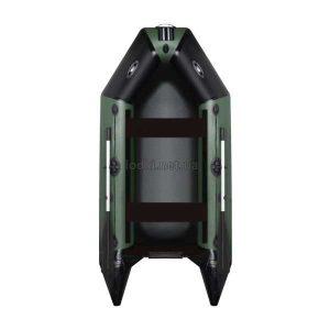 Надувная лодка AquaStar D-275 зеленая