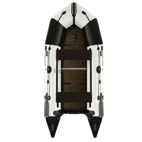 Надувная лодка AquaStar C-360 RFD (К-360) белая