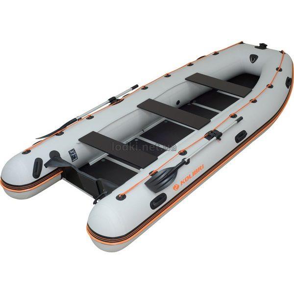 Надувная лодка Колибри КМ-450DSL
