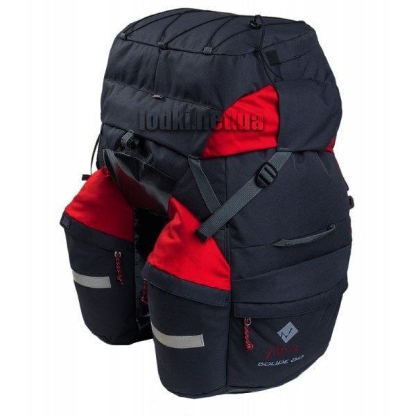 Велорюкзак на багажник Neve Bolide 80 литров