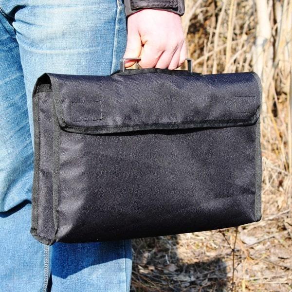 Сумка-чехол для мангала чемодана