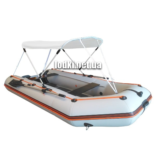 Тент от солнца для лодки Колибри